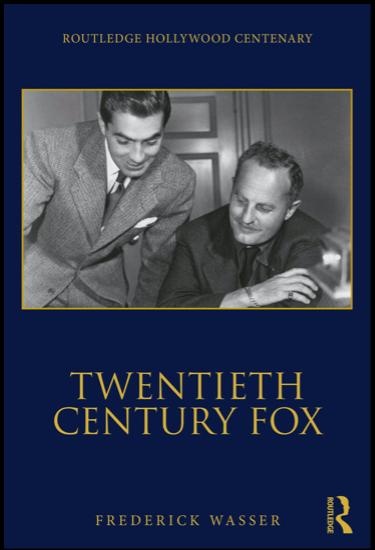 Frederick Wasser, Twentieth Century Fox